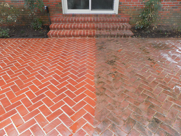 Pressure washing can save you money!